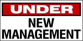 Under New Managment